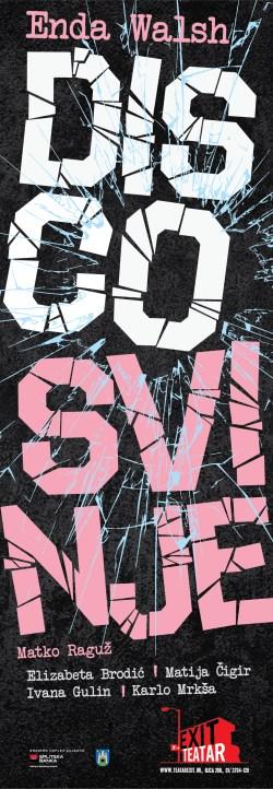 disko-svinje-plakat